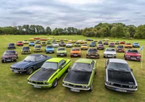 Comme il y a 50 ans : l'Opel Manta retrouve Timmendorfer Strand