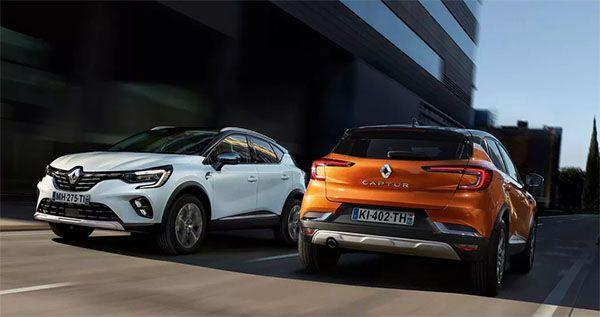 Promotion Nouveau Renault CAPTUR