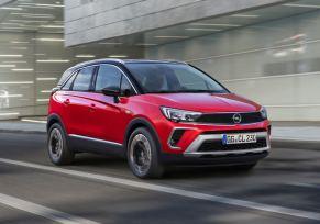 Nouvel Opel Crossland : bien plus qu'un lifting