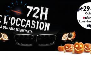 72h de l'occasion SEAT : 29-31 Octobre 2020