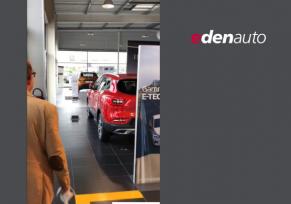 Visite virtuelle de la concession edenauto Renault Tarbes