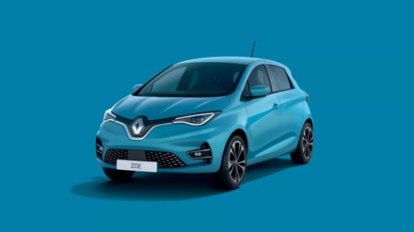 Promotion Nouvelle Renault ZOE