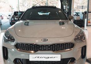 Venez découvrir la Kia Stinger sur la concession edenauto Kia Bruges