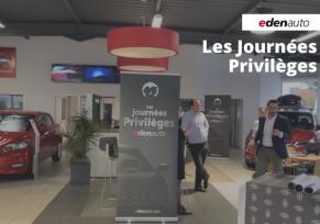 Découvrez les Journées Privilèges chez edenauto Nissan La Rochelle !