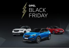 OPEL BLACK FRIDAY : Les dernières offres imbattables de l'année !