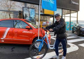 Dans le Gers repartez avec votre vélo électrique