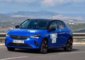 Actu automobile: L'Opel Corsa-e titrée dans le Championnat Electrique et Nouvelle Energies FIA