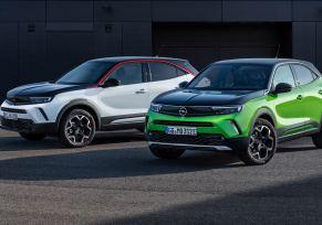 Actu automobile: Nouvelles finitions Ultimate et GS Line pour l'Opel Mokka