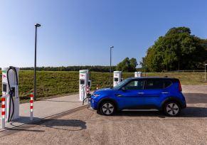 Actu automobile: Kia Motors France rejoint Ionity, l'un des premiers réseaux Européens de recharge à haute puissance pour véhicules électriques