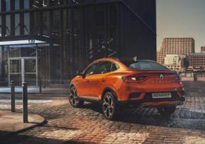Renault dévoile le Nouveau ARKANA