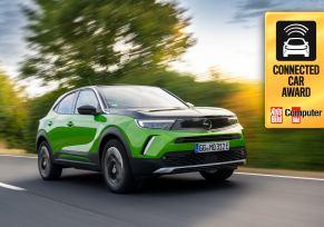 Actu automobile: Le nouvel Opel Mokka-e remporte le « Connected Car Award »