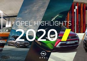 Actu automobile: L'année Opel 2020