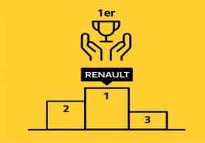 RENAULT : Leader sur le marché de l'électrique Français et Européen