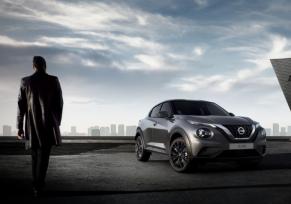 Actu automobile: Le Nissan Juke révèle son côté obscur : Série limitée ENIGMA