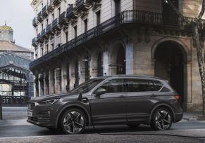 : Seat ouvre les commandes de son Tarraco e-Hybrid