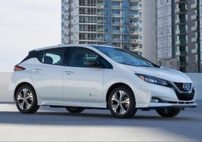 Actu automobile: Plus de puissance, plus d'autonomie : Zoom sur la Nissan Leaf e+