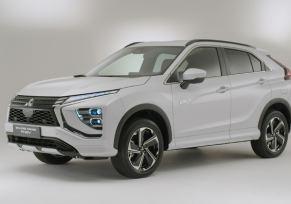 Actu automobile: Présentation - Mitsubishi Eclipse Cross PHEV (2021)