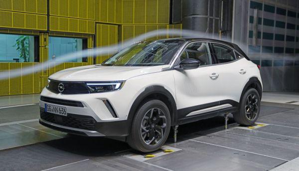 Nouveau Opel Mokka : une aérodynamique de pointe !