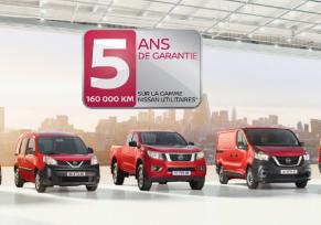 Actu automobile: Garantie 5 ans Nissan !