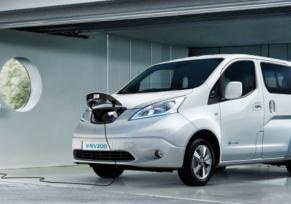 Actu automobile: Nissan E-NV200 Fourgon 100% électrique