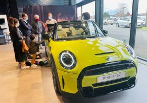 Actu automobile: Nouvelle Mini Hatch 2021