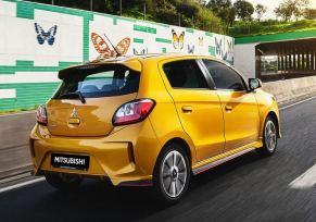 Actu automobile: La nouvelle Mitsubishi Space Star