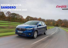 Actu automobile: La Dacia Sandero brille aux Trophées de L'argus