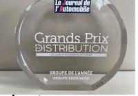 Actu automobile: Trophée de la Distribution Automobile.