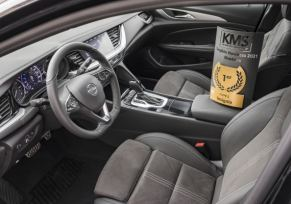 Actu automobile: Opel Insignia : élue routière business 2021 !