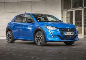 Actu automobile: La Peugeot e-208 élue voiture électrique Business 2021