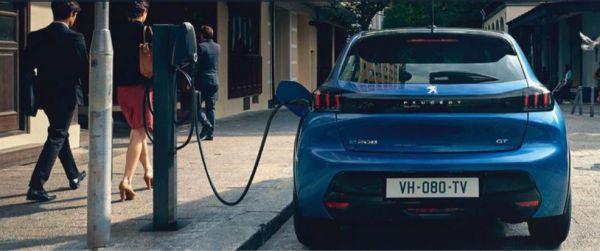 Rechargez votre voiture éléctrique