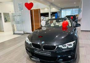 Actu automobile: La Saint-Valentin dans vos concessions BMW !