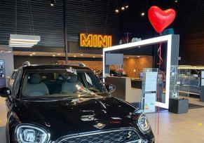 Actu automobile: La Saint-Valentin dans vos concessions MINI !