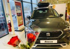 Actu automobile: La Saint-Valentin dans vos concessions SEAT PAU & TARBES !