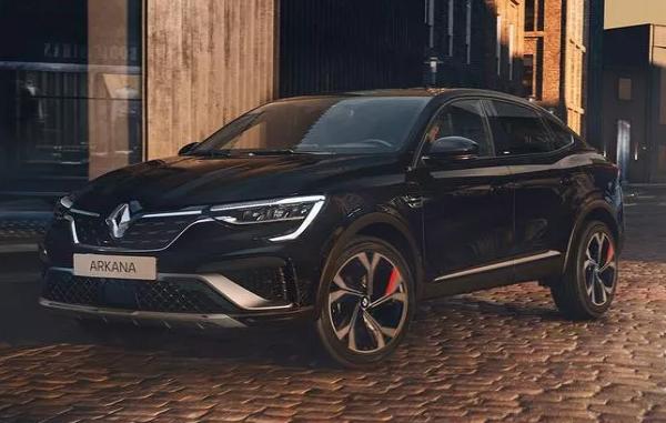 Le nouveau Renault ARKANA arrive dans le réseau edenauto Renault