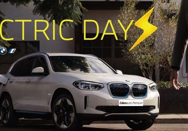 ELECTRIC DAYS BMW