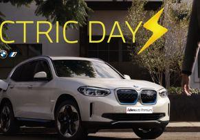 Actu automobile: ELECTRIC DAYS BMW
