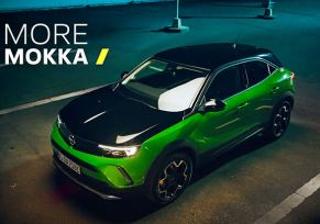 """Actu automobile: """"Tout sauf normal"""": la campagne de lancement pour le nouvel Opel Mokka"""