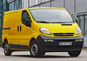 Actu automobile: l'Opel Vivaro fête ses 20 ans