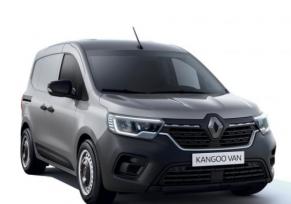 Renault dévoile son nouveau Kangoo Van