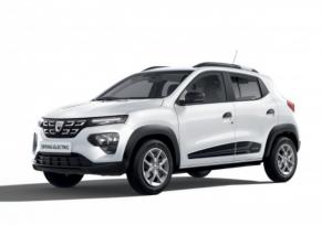 Dacia Spring : ouverture des pré-commandes