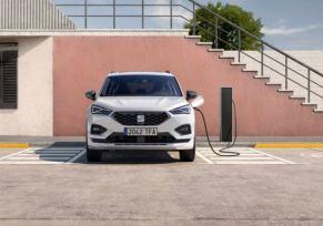 : La nouvelle SEAT Tarraco e-HYBRID.