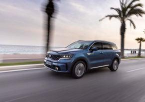 Actu automobile: Le nouveau Kia Sorento Hybride Rechargeable