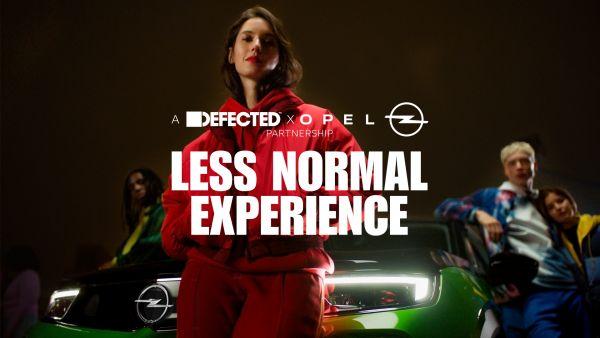 Nuit DJ virtuelle pour le lancement de l'Opel Mokka