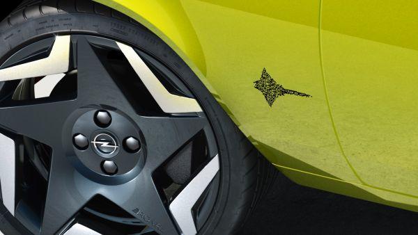 QR Code : Opel numérise les noms des modèles