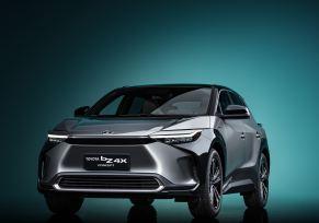 Découvrez le concept Toyota bZ4X