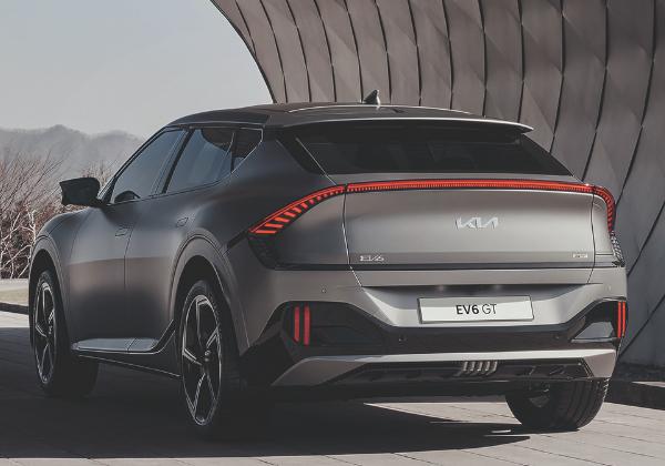 Kia EV6 GT : une version ultra-sportive qui annonce des performances très impressionnantes