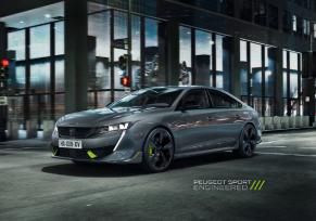 Actu automobile: Peugeot 508 PSE : les pilotes du World Endurance Championship reçoivent leurs exemplaires