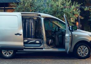 Nouveau Renault Express Van : Une fourgonnette tout simplement pratique !