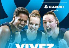 : SUZUKI FRANCE DEVIENT FOURNISSEUR OFFICIEL DU FIBA WOMEN'S EUROBASKET 2021